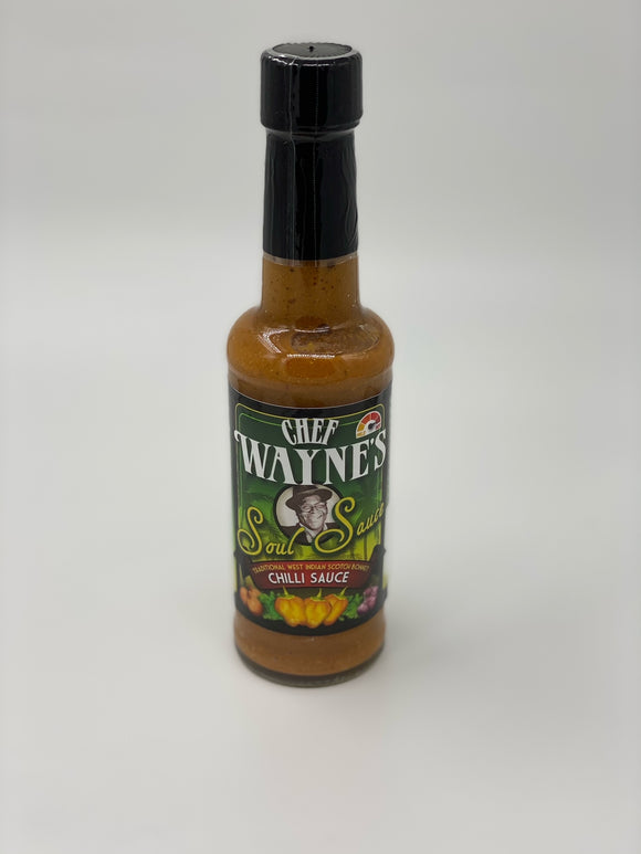 Traditional West Indian Scotch Bonnet Chili Sauce