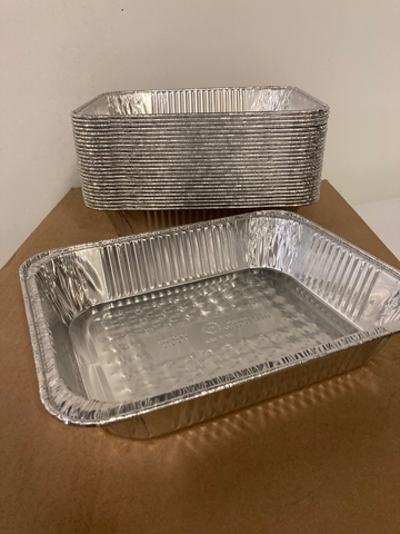 Y packaging Foil Pan-Half Size