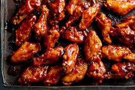 Chicken Wings - Plain uncooked / Raw