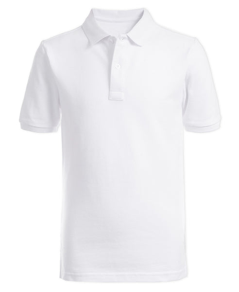 BOYS POLO SHORT SLEEVE