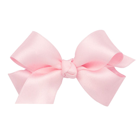 Mini Classic French Satin Bow