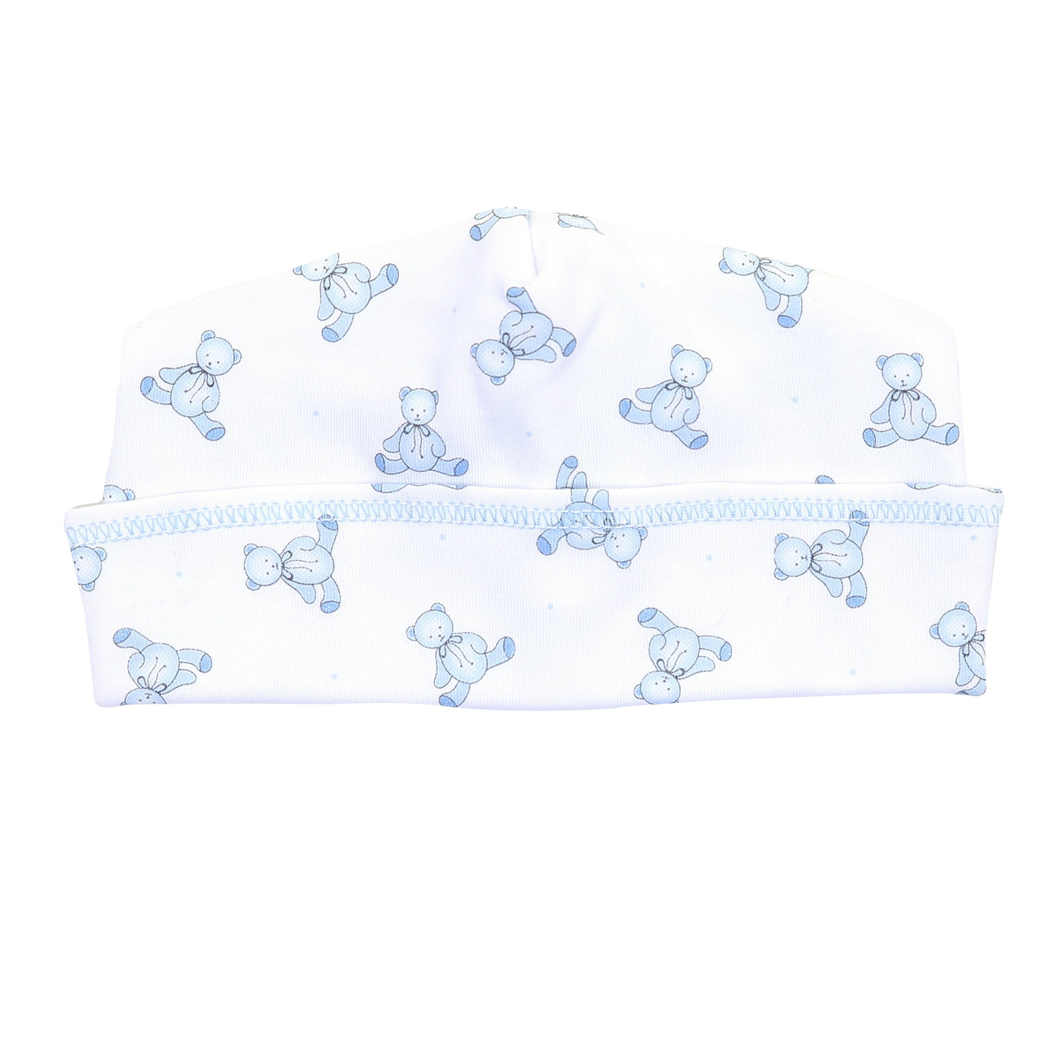BABY'S TEDDY ESSENTIALS PRINTED HAT