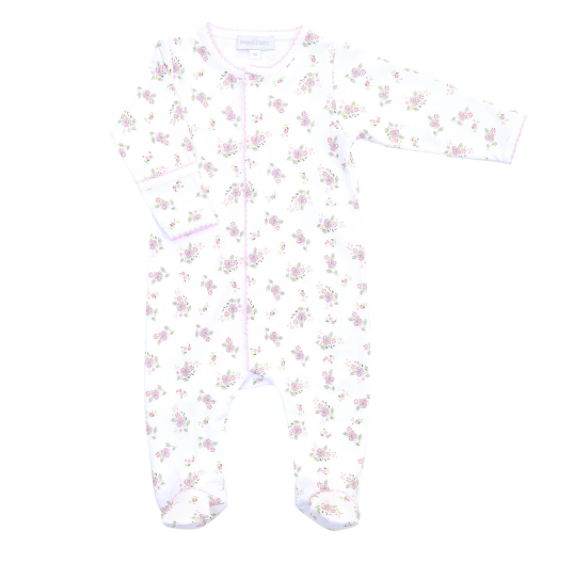 HOPE'S ROSE ESSENTIALS PRINTED FOOTIE