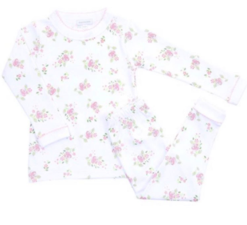 HOPE'S ROSE ESSENTIALS LONG PAJAMAS