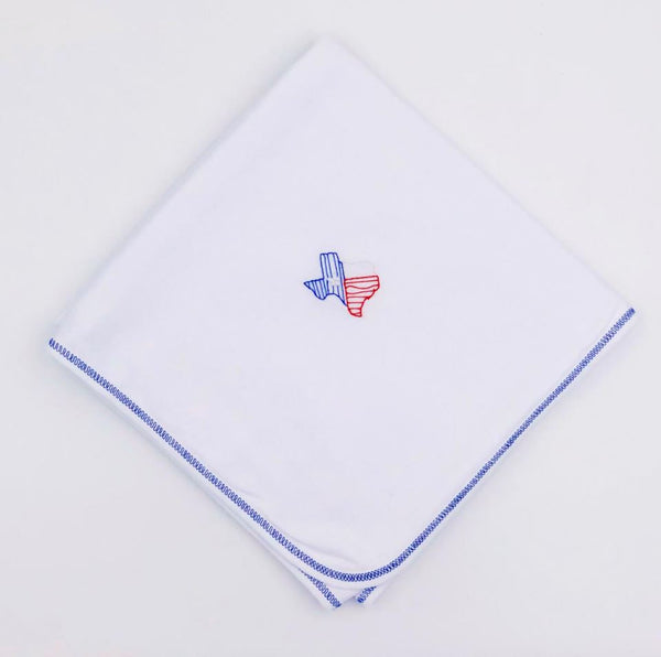 TEXAS RECEIVING BLANKET