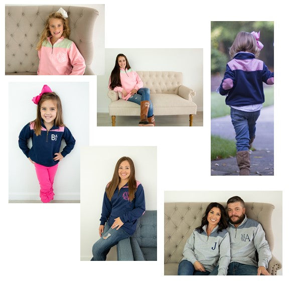 GIRLS YOUTH PULLOVER