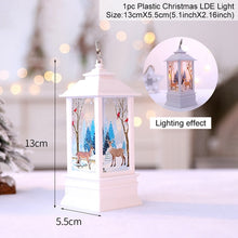 Load image into Gallery viewer, Cute Christmas Santa Claus Snowman Elk Light Ornaments Christms 2021 Merry Christmas Decor for Home Xmas Gift Happy New Year