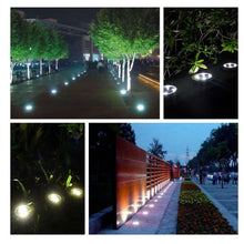 Load image into Gallery viewer, Solar LED Lawn Light