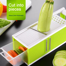 Load image into Gallery viewer, 5 in 1 Vegetable Fruit Cutter