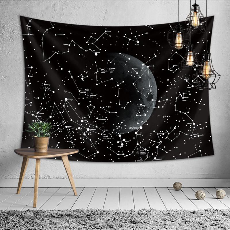 Digital Constellation Tapestry