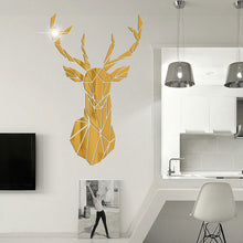 Load image into Gallery viewer, 3D Mirror Wall Stickers