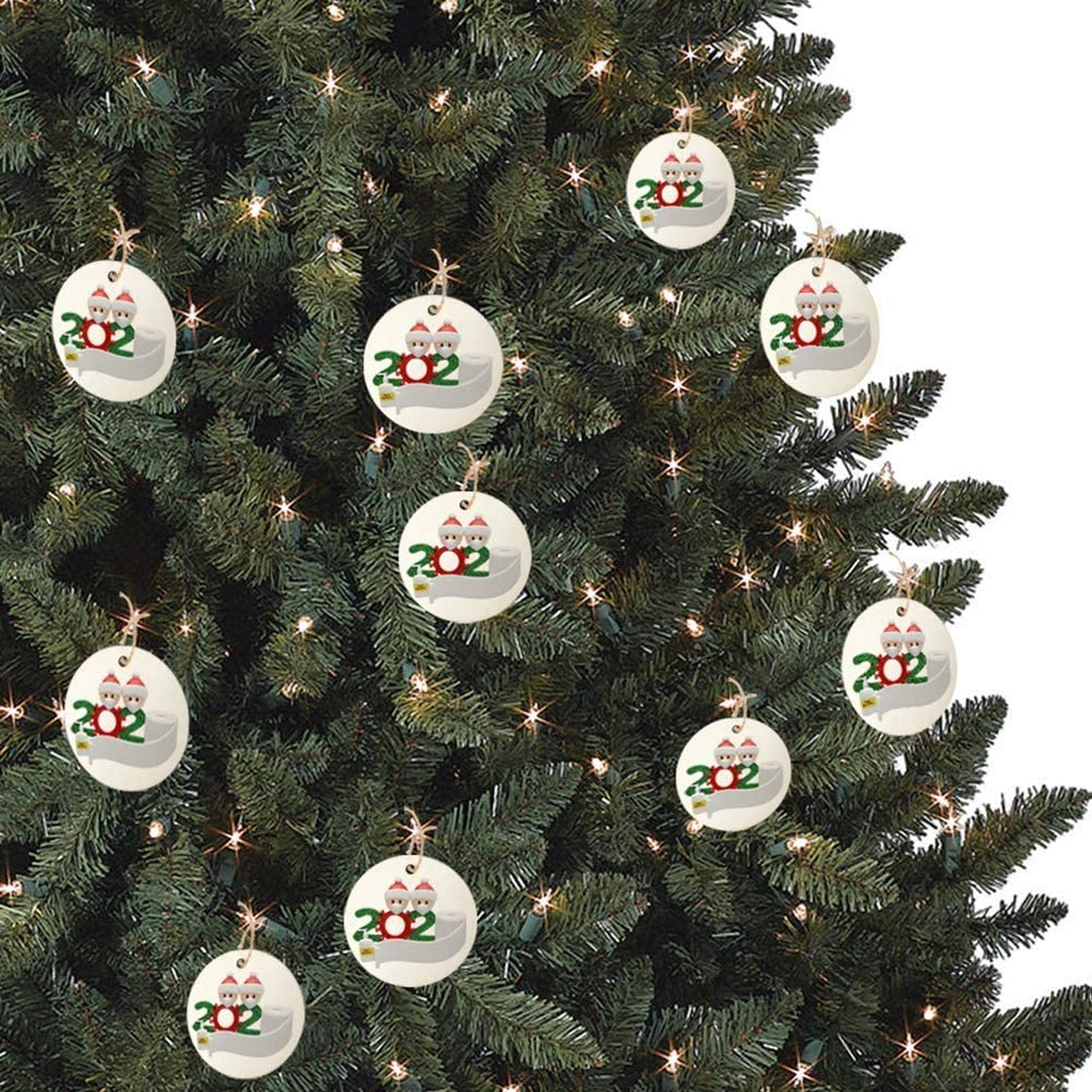 Christmas Hot Sales- 2020 Dated Christmas Ornament