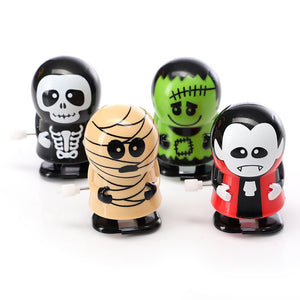 12 Popular Types Christmas Halloween Clockwork Toy