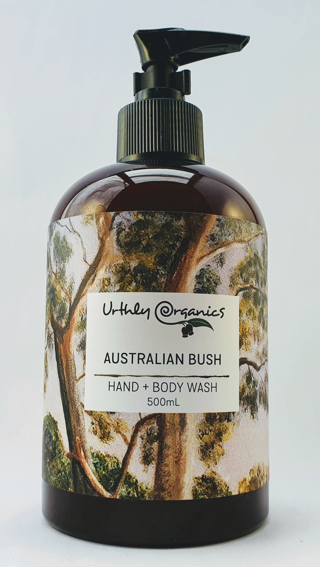 strippd life australia hand and body wash australian bush