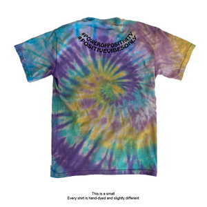 Positive Vibes Only ☮  Power Of Positivity Tee