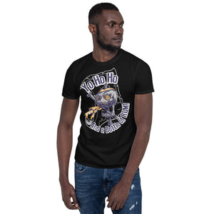 Yo-Ho-Ho Pirate Short-Sleeve Unisex T-Shirt