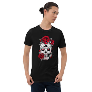 Skull Candy Calavera Day of the Dead Unisex T-Shirt