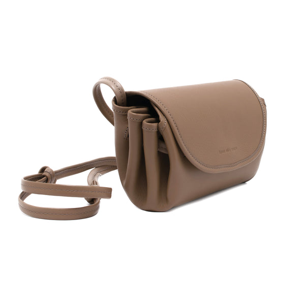 CANDY - peanut  pouch shoulder or cross body bag