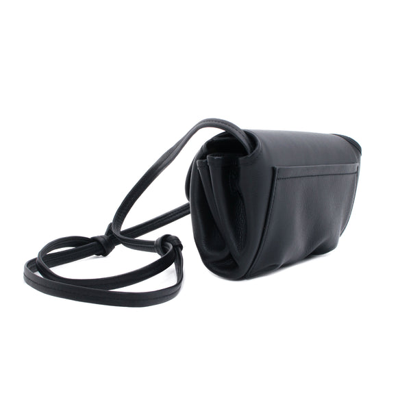 CANDY - black pouch shoulder or cross body bag