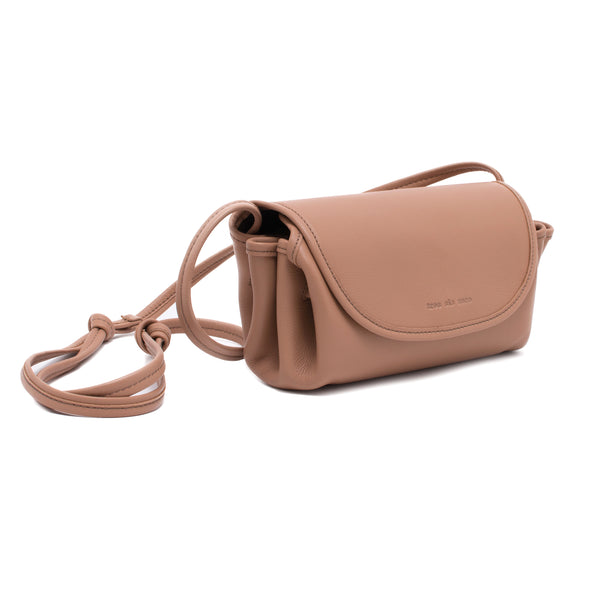 CANDY - blush pouch shoulder or cross body bag
