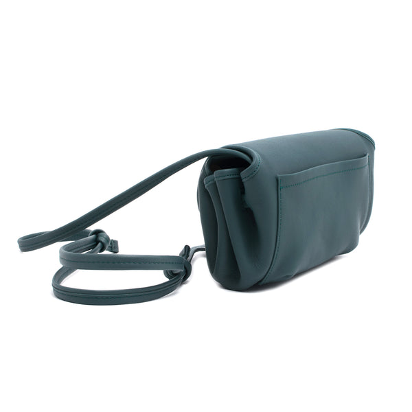 CANDY - teal pouch shoulder or cross body bag