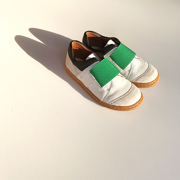 sneaker funny fashion kids sustainable brand