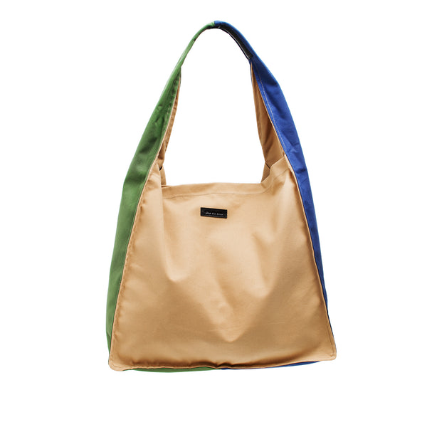 SIMONA - square canvas tote bag