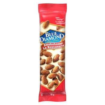 Amandes fumées Blue Diamond (43g) Format collation