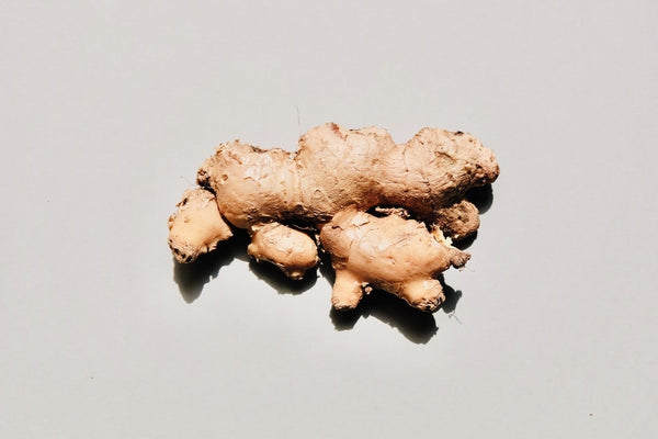 Healthy Period Supplements Ease Period Pain Cramps Ginger Root Photo by Jocelyn Morales