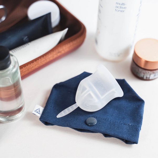voxapod menstrual cup how it works