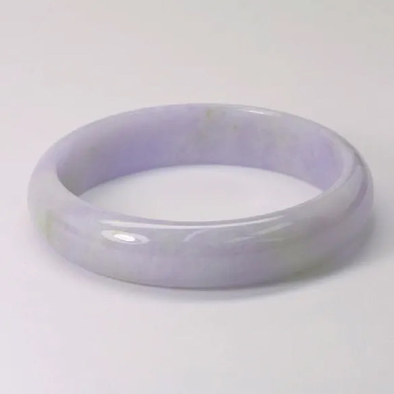 Purple Jade Bangle