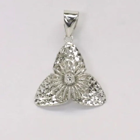 18K White Gold Pendant 1.7G