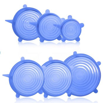 Silicon Seal Lid (6pcs)