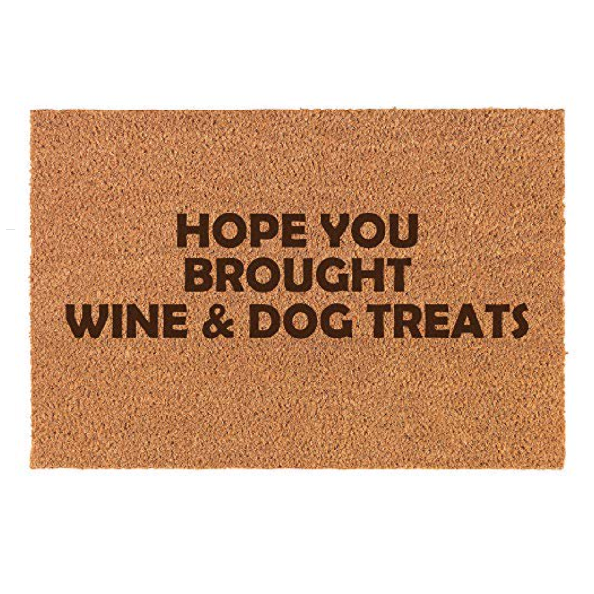 "Funny Quote Doormats (Size of 29"" x17"")"