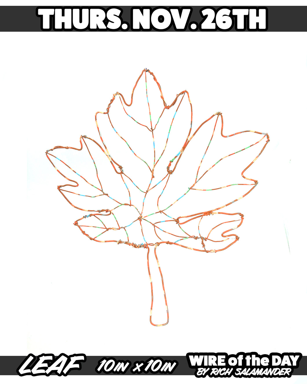 WIRE of the DAY LEAF