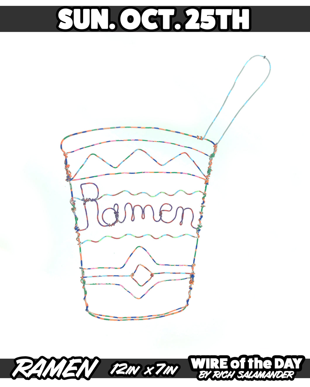 WIRE of the DAY RAMEN