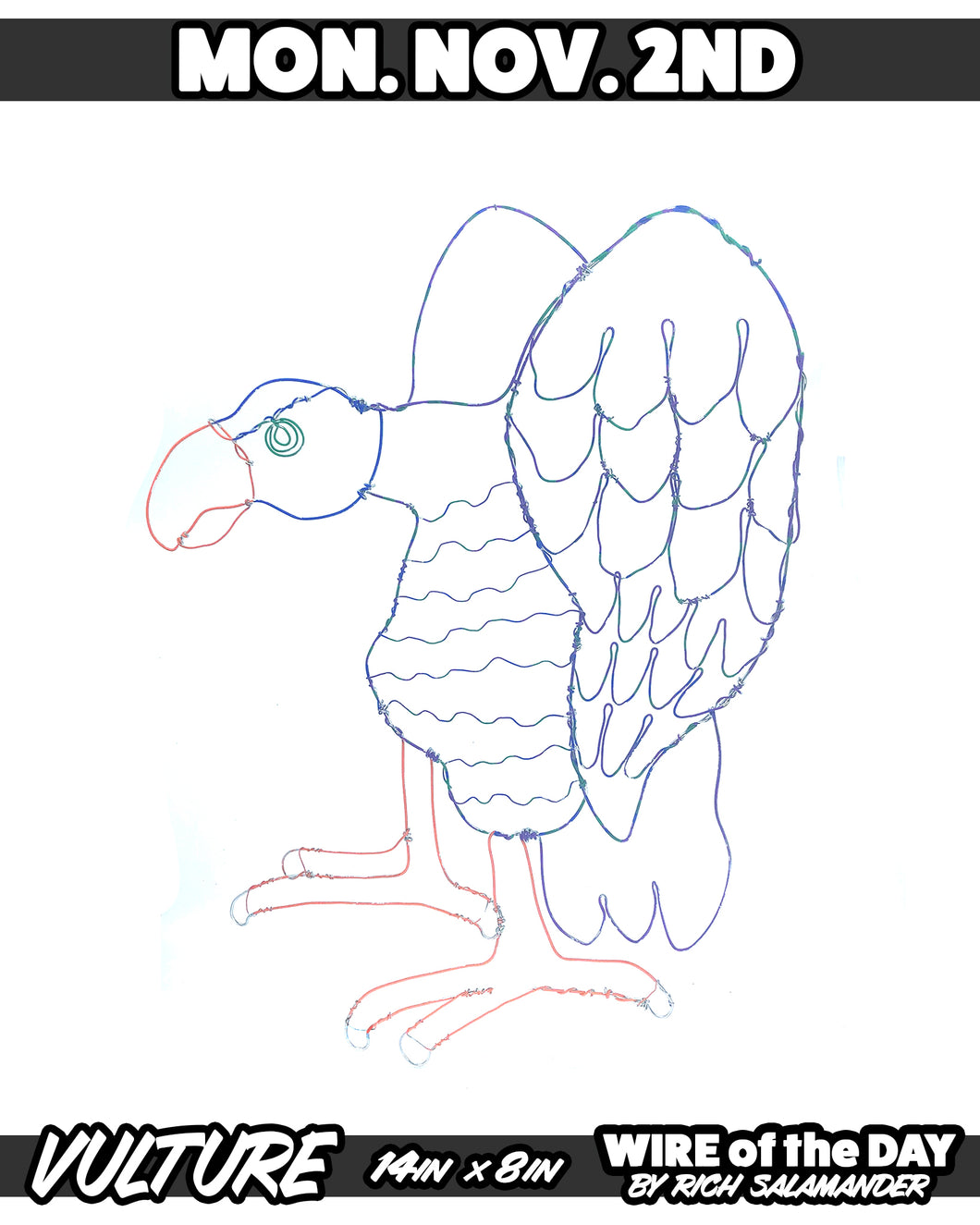 WIRE of the DAY VULTURE
