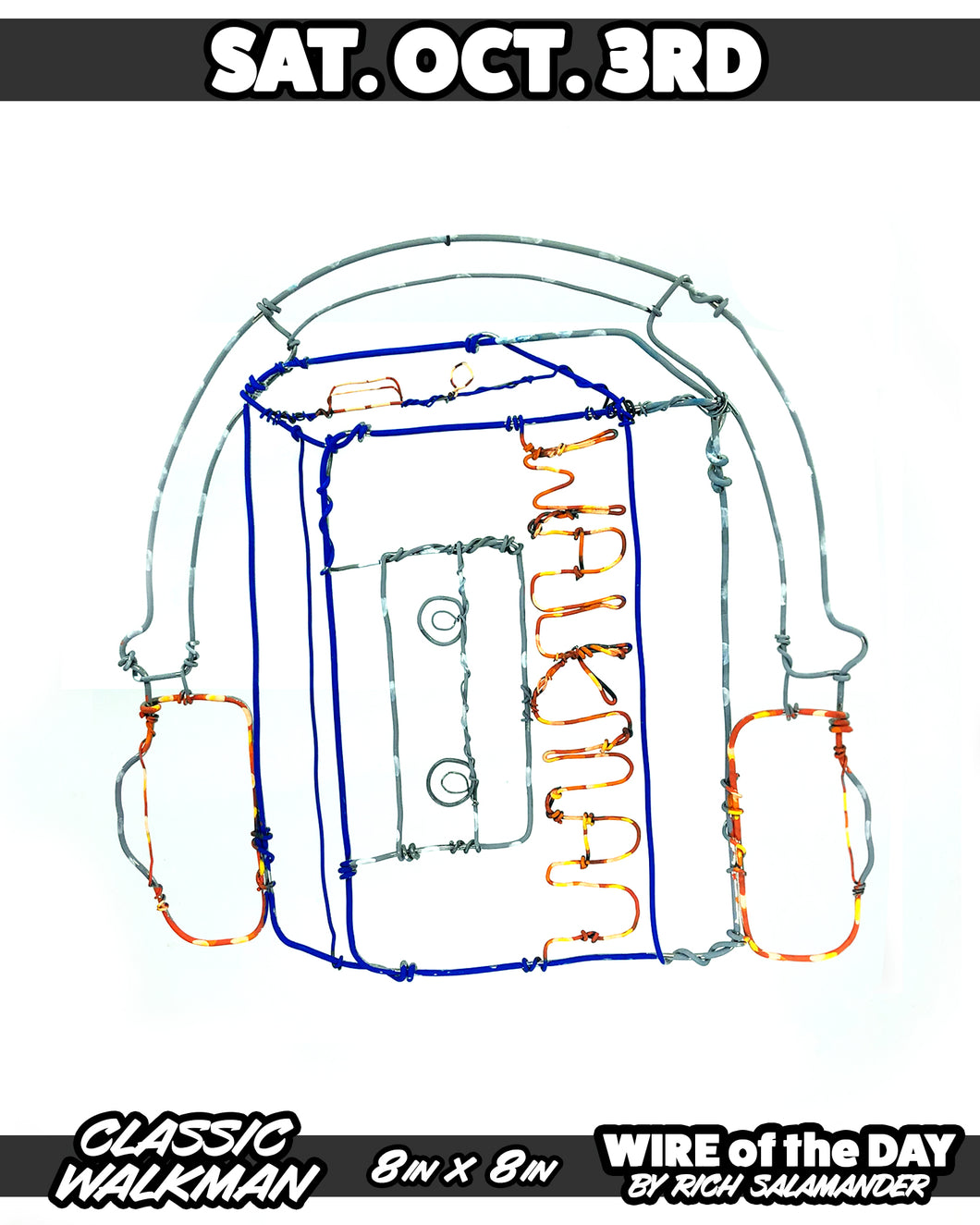 WIRE of the DAY CLASSIC WALKMAN