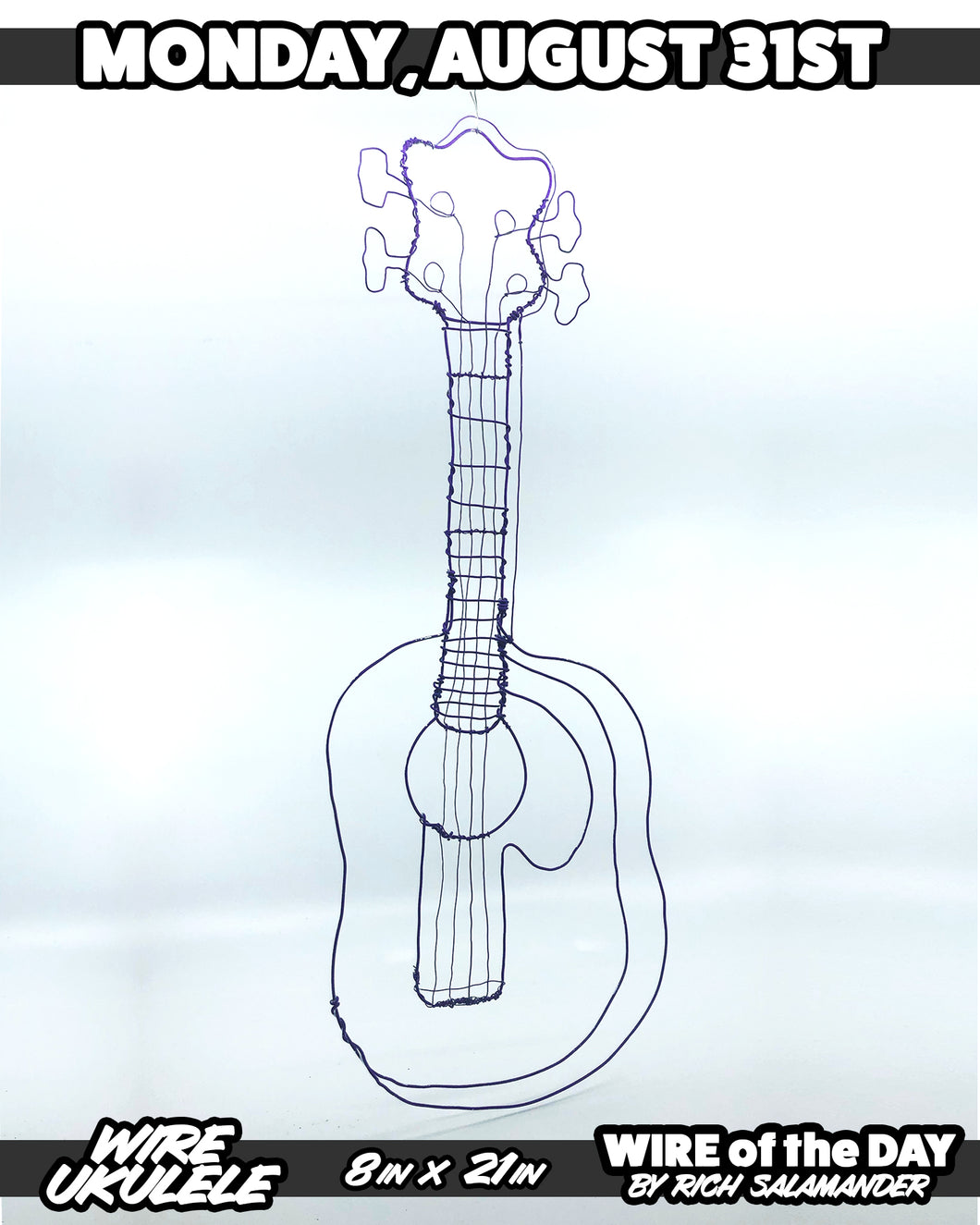 WIRE of the DAY  WIRE UKULELE