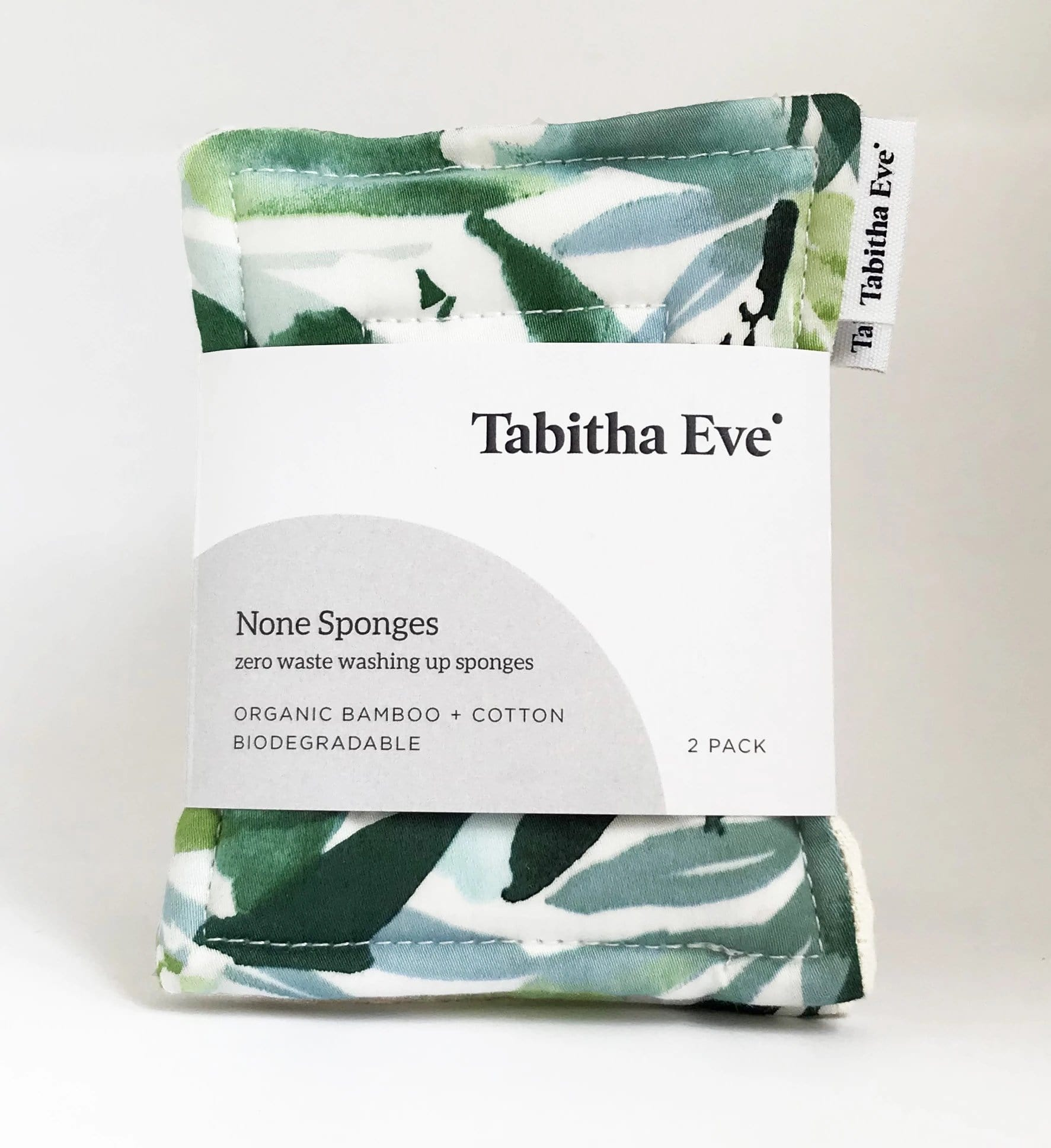 Tabitha Eve None Sponge - 2 pack, Various Patterns