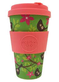 Ecoffee Cup - Widdlebirdy, 400ml