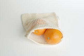 Made Sustained - Extra Small Organic Produce Bag