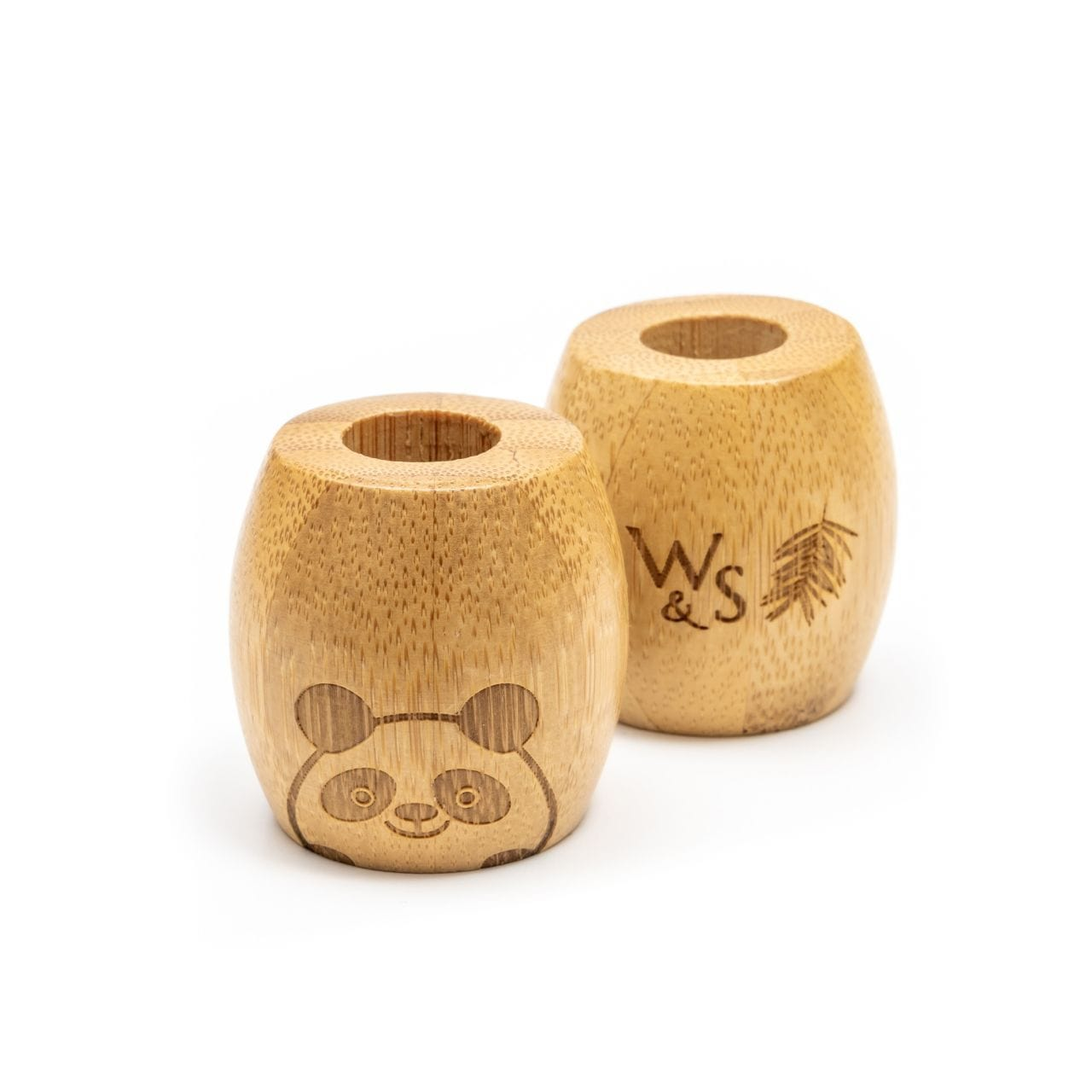 Wild & Stone - Children's Bamboo Toothbrush Holder