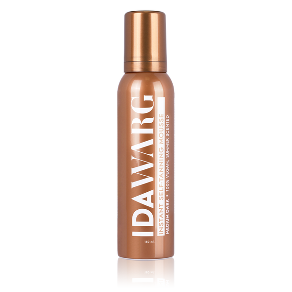Instant Self Tanning Mousse – Medium Dark
