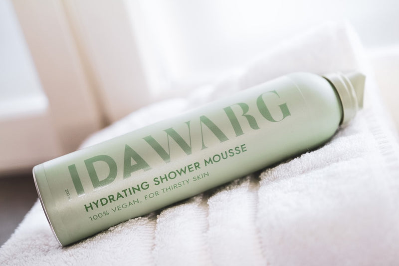 Hydrating Shower Mousse
