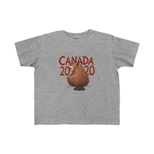 Canada 2020 Toddler Shirt 2T-4T