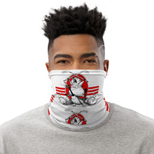 Load image into Gallery viewer, Screaming Beaver Face mask/neck gaiter