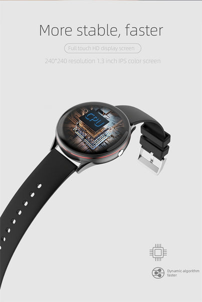 New Full Touch Screen Smart Multifunctional Watch