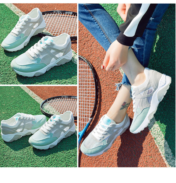 Breathable Outdoor Walking Sneakers