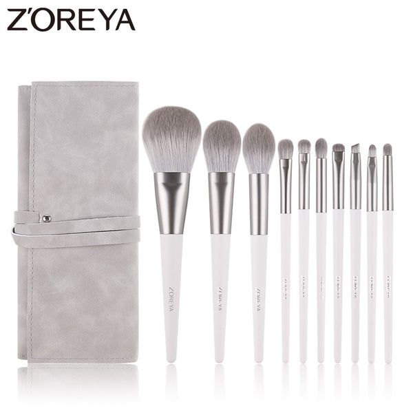 Soft Synthetic Hair Eye Shadow Brush
